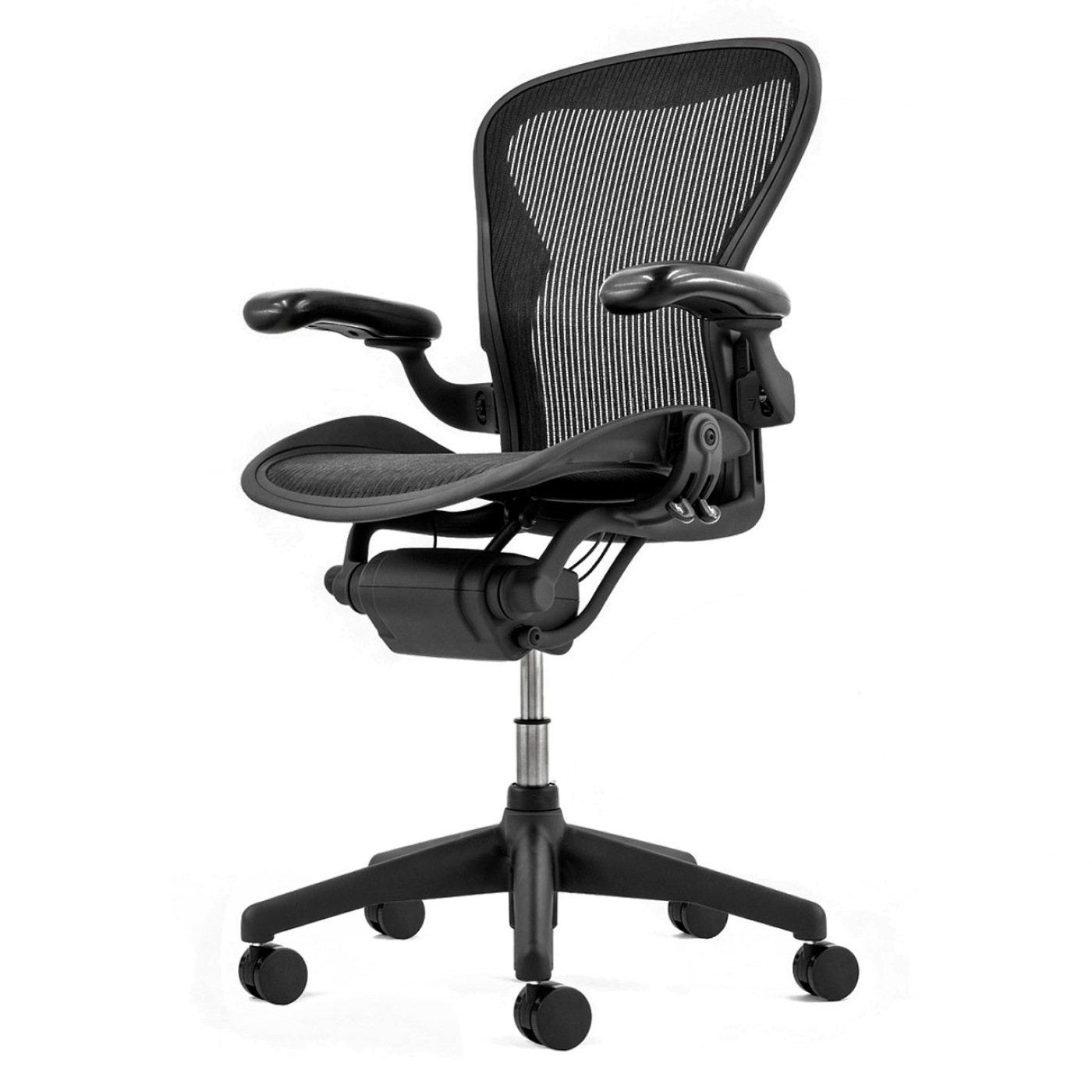 Herman Miller Aeron Classic - Str. A (Small)